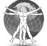 """Der vitruvianische Mensch, als Zeichnung von Leonardo da Vinci, als Symbol """"der Mensch im Zentrum der Aufmerksamkeit"""" und und Philosophie von Userfriend Usability Agentur, auf userfriend.de"""