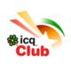 Das Logo icqClub-Bonusshopping von extrabonuscard. Ein Kunde von Userfriend Usability Agentur, auf userfriend.de