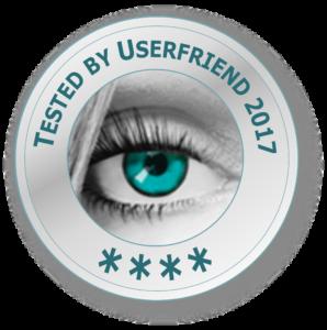 Usability Qualitätssiegel-userfriend.de