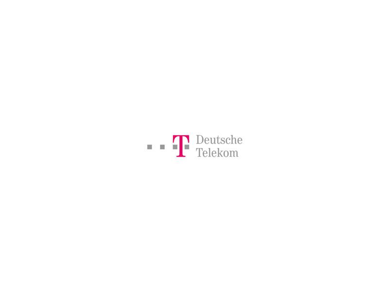 Das Logo von der Deutschen Telekom. Ein Kunde von Userfriend Usability Agentur, auf userfriend.de