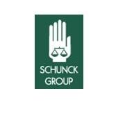 Das Logo der Schunck Group_Oskar Schunck GmbH & Co. KG. Ein Kunde von Userfriend Usability Agentur, auf userfriend.de